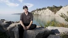 Toronto filmmaker Mark Terry (Matthew Sherwood for The Globe and Mail/Matthew Sherwood for The Globe and Mail)