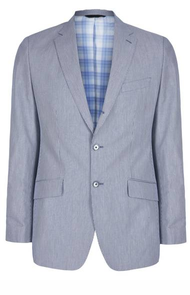 Banana Republic blazer, $310 through www.bananarepublic.ca.