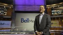 'The financial model of conventional television with advertising is challenged,' said Bell Media president Kevin Crull. (JENNIFER ROBERTS For The Globe and Mail)