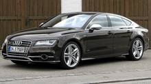 2013 Audi S7 (Bob English for The Globe and Mail/Bob English for The Globe and Mail)