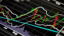 stock market chart (KeremYucel/Getty Images/iStockphoto)