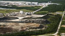 Goldcorp is considering sweetening its proposal by spinning off Osisko's exploration assets into a separate company. (daniel rompre/Osisko Mining)