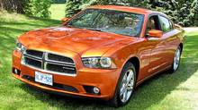 2011 Dodge Charger (Bob English for The Globe and Mail)