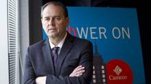 File photo of Cameco chief executive Tim Gitzel. (David Stobbe/Reuters)