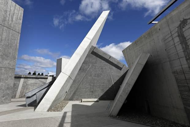 National Holocaust Monument in Ottawa September 28, 2017.