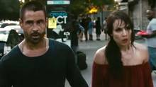 "Screen grab from online trailer for ""Dead Man Down"""