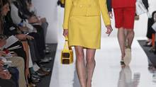 Sprint coats by Michael Kors (Getty Images)