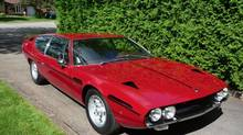 Gary McGillivray's 1971 Lamborghini Espada won awards at two concours events this year.