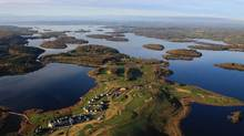 The grounds are groomed and the staff are on high alert at Lough Erne, a gorgeous golf getaway in Northern Ireland.