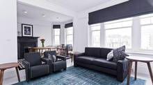 Dorset Square is one of the chic properties to be found at onefinestay.com.