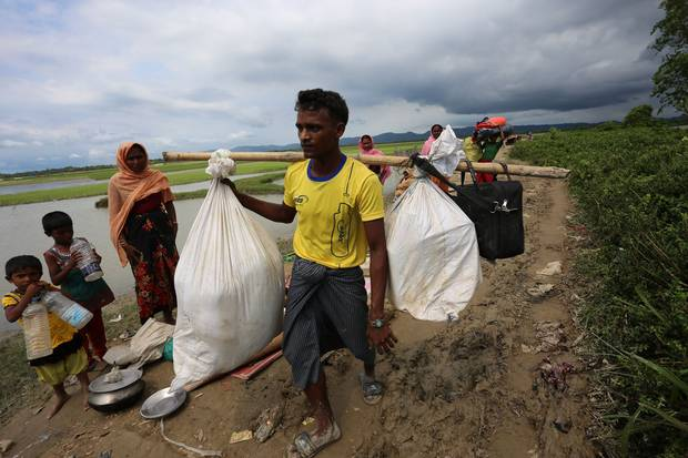 Rohingya have faced other major expulsions from Myanmar in the past, with sectarian violence flaring up in the late 1970s and early 1990s. In both instances, most Rohingya went back after government deals allowed for their return to Myanmar.