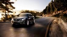 2012 Buick Regal. (GM/General Motors)