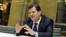 Bombardier Inc. chief executive officer Pierre Beaudoin. (Peter Foley/Bloomberg News/Peter Foley/Bloomberg News)