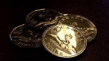 Canadian dollars (Jeff McIntos/The Canadian Pres)