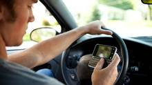 A few years ago a study by Car and Driver showed that texting while driving is more dangerous than driving under the influence of alcohol. (Sean Locke/istockphoto)