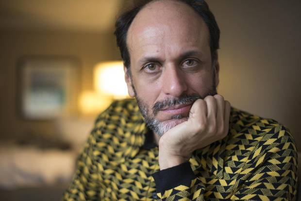 Italian director Luca Guadagnino is photographed at the Intercontinental Hotel on Sept. 7, 2017. in Toronto. Guadagnino's film Call Me By Your Name, screened during this year's Toronto International Film Festival, is about the relationship between a 17-year-old boy and an older man.