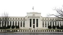The Federal Reserve Building in Washington (STELIOS VARIAS/Stelios Varias/Reuters)