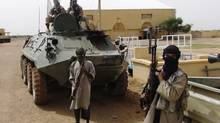 France has circulated a draft resolution that would give UN backing to an international military force to assist the Malian army in ousting Islamic militants who seized the northern half of the country and are turning it into a terrorist hub. (REUTERS)