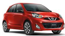 The Nissan Micra will have a lower manufacturer's suggested retail price than the Versa, which starts at $13,348. (HANDOUT)