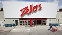 The Zellers at Chinook mall in Calgary will be the new location for Target when it comes to Canada. (Chris Bolin for The Globe and Mail/Chris Bolin for The Globe and Mail)