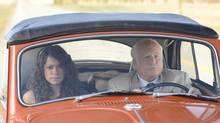 CAS & DYLAN (2013). Tatiana Maslany, Richard Dreyfuss (Montefiore Films)