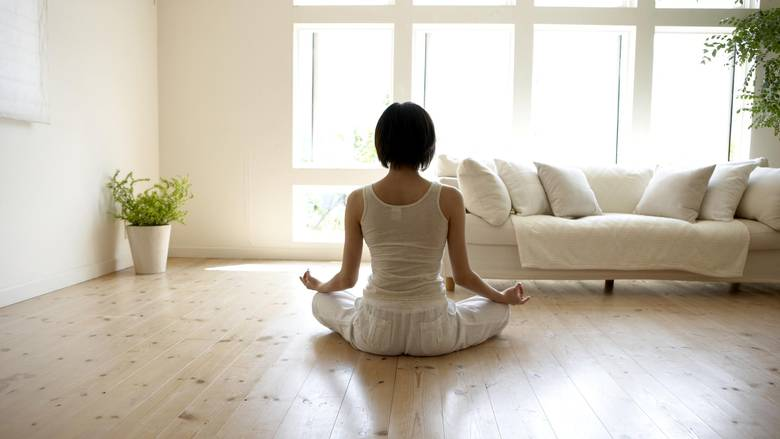 Meditation may help strengthen telomeres, which can be harmed by depression, stress and anxiety.