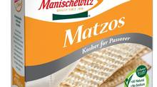 Manischewitz looks beyond seder table to broaden appeal