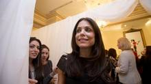 Bethenny Frankel is a creature of TV, specifically the reality-TV genre. (Michelle Siu for The Globe and Mail)