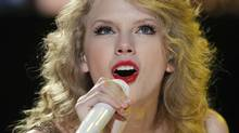 Taylor Swift performs during the Country Music Association Music Festival on June 12, 2011, in Nashville, Tenn. (Wade Payne/AP Photo/Wade Payne)