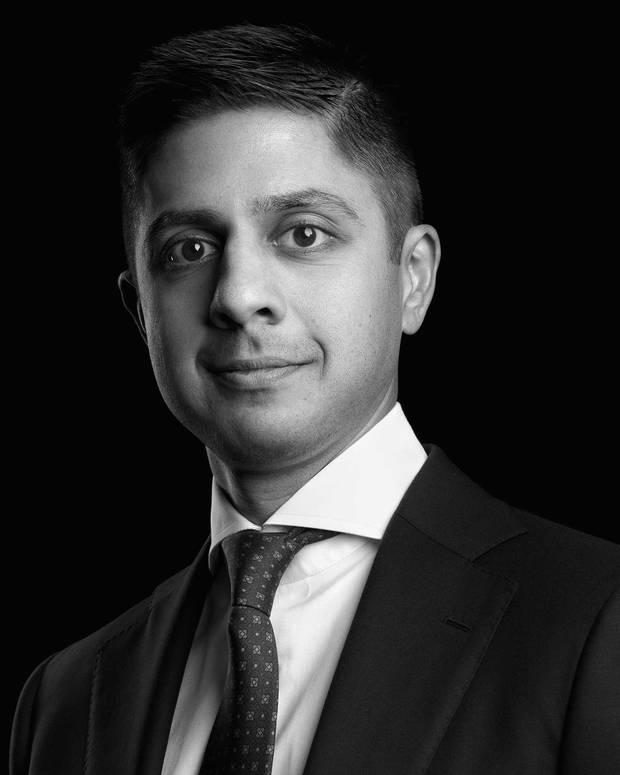 Brookfield CEO Sachin Shah