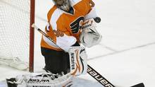 Free agent goaltender Ilya Bryzgalov has agreed to a one-year deal with the Edmonton Oilers. (File Photo) (REUTERS)