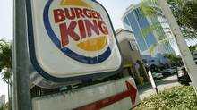 A Miami Burger King restaurant. (J. Pat Carter/AP)