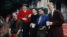 Animal House is iconic as a movie not just about slackers, but about college, about drinking, about property destruction.