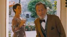 "Screen grab from the online trailer for the film ""The Best Exotic Marigold Hotel,"" starring Maggie Smith, Judi Dench, Tom Wilkinson and Bill Nighy"