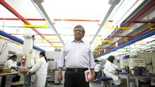 Sankar DasGupta, CEO of Electrovaya, sees the company's future in building energy storage systems.