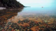 Lake Superior at Pukaskwa National Park, Canada (Photos.com)