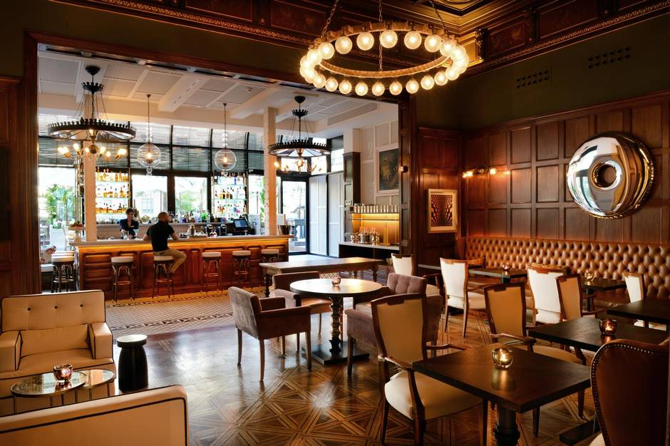 Cotton house hotel offers a warm welcome in beautiful for Hotel w barcelona restaurante