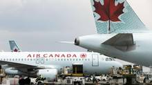 Until now, Canadian aviation security rules allowed peace officers, a plane's pilot and wildlife control officers to have access to an unloaded gun, but airlines were specifically barred from 'knowingly allow[ing] a person to transport a loaded firearm on board an aircraft.' (MATTHEW SHERWOOD FOR THE GLOBE AND MAIL)