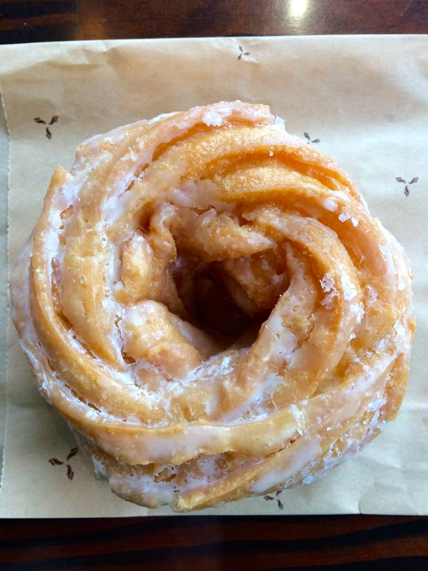 French Cruller.