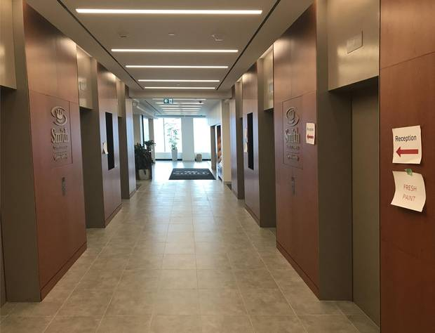 Smith's master of finance and master of management analytics programs are both exclusive to the recently renovated Toronto campus.
