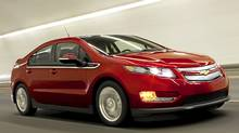 2012 Chevrolet Volt (General Motors)