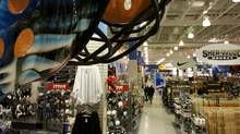 Forzani Group accounts for about 16 per cent of the Canadian sporting goods market.