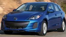 2012 Mazda3 (Mazda/Mazda)