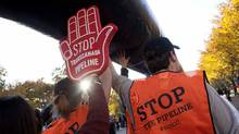 Dave Bronconnier's nine-month posting comes as part of a new effort to persuade the United States to accept the Keystone XL pipeline as sentiment is turning against it. (Joshua Roberts/Reuters/Joshua Roberts/Reuters)