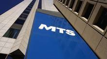 File photo of the MTS building in Winnipeg. (The Canadian Press)