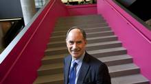 Roger Martin, dean of Rotman School of Management, says it pays to invest in your career early if you want to climb later. (Deborah Baic/The Globe and Mail)