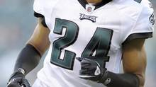 Philadelphia Eagles cornerback Nnamdi Asomugha (Michael Perez/The Associated Press)