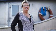 Ellen Melcosky, the founder of a gourmet smoked salmon company, wants to see more young people in aboriginal leadership. (John Lehmann/The Globe and Mail)