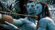 Director James Cameron says he plans to make three sequels to his 2009 sci-fi blockbuster movie Avatar in New Zealand. (20TH CENTURY FOX/ASSOCIATED PRESS)