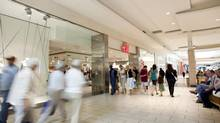 Toronto's Dufferin Mall is seen in this file photo. Dufferin is one of a number of high-profile malls in the Primaris portfolio. (Ryan Enn Hughes/The Globe and Mail)